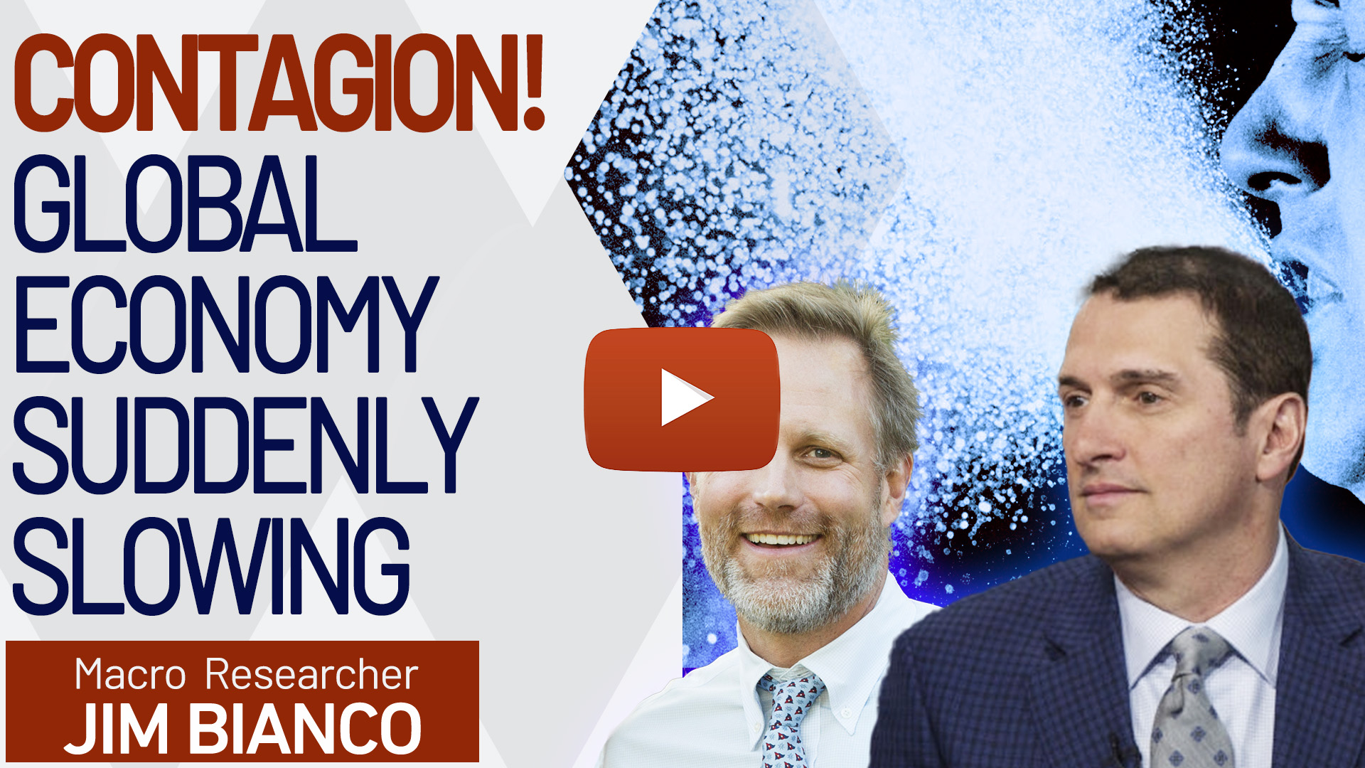 Contagion! Global Economy Suddenly Slowing